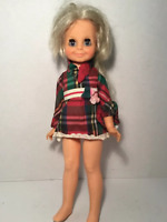 "1969 Ideal Velvet Doll, 15"" Crissy Family Movin Groovin - Vintage"