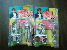 austin powers vintage figure collectable Dr evil & mini me set