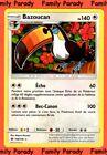Bazoucan 140pv 108/149 Soleil et Lune Carte Pokemon Rare neuve fr