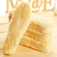 Thermal Boots Sheepskin Shoes  1pair Snow Warm Winter Insoles