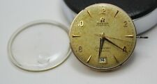 Vintage Omega Seamaster Calendar Automatic Cal 355 Movement, Dial, and Hands