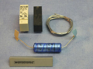 Buderus Modul M004 Reparaturset / Reparatursatz - Neuteile - günstigere Variante