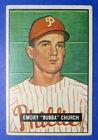 1951 Bowman Football Cards 57