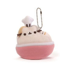 Pusheen the Cat blind box Series 3 surprise plush cat in mixing bowl & baker hat