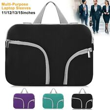 Laptop Pouch Case Sleeve Bag 13 14.96 inch for Macbook Air Pro11 12 13 15 Acer