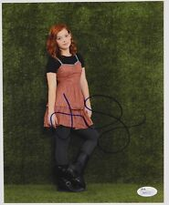 Jane Levy Suburgatory JSA signed autograph 8 x 10 Photo