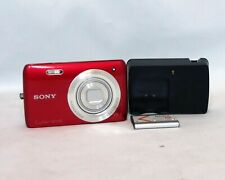 Sony DSC-W670 16.1MP P&S Digital Camera NP-BN Type N battery Charger