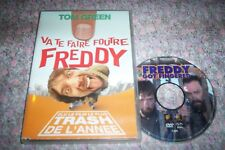 DVD VA TE FAIRE FOUTRE FREDDY comédie trash & déjantée