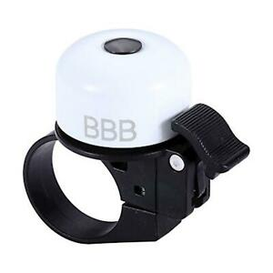 BBB Loud & Clear Universal Bicycle Bell - White BBB-11 Bike Cycle Bicycle