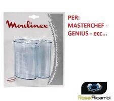 MOULINEX - PRESSINO PRESSATORE PESTELLO PER GENIUS MASTERCHEF -ORIGINALE- A11A03