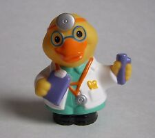 RARE Little People 2009 Doctor Duck Goose Animalville Town Center Zoo House Home