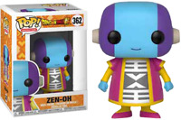 Exclusive Dragon Ball Zen-Oh Funko Pop Vinyl New in Box