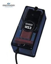 Schego Membranpumpe WS3 Luftpumpe 350l/h Teich Aquarium für 3m Wassersäule!