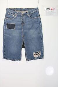 Levi's 669 GONNA LUNGA(Cod.MN200)tg.M jeans usato vintage fashion Retrò Original