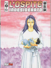 manga MAGIC PRESS KISEIJU OSPITE INDESIDERATO numero 8