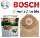 Les épargnants Bosch Easyvac 3 Pack of 5 Paper Dust Bags 2609256F34 3165140912358 D2