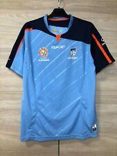 Sydney FC 2006-2007 Home Soccer Jersey Reebok Football Shirt Rare size M