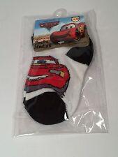 Disney Baby Socks Cars 6-12 Months Blue Trim