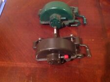 Two antique Trico wiper motors for old military vehicles