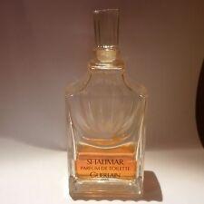 SHALIMAR GUERLAIN PARFUM DE TOILETTE 75 ML!!! NOT VAPO!!! RARE AND VINTAGE!!!