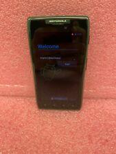 Motorola RAZR XT910 Black Smartphone 16GB - Tested & Working