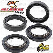 All Balls Fork Oil Seals & Dust Seals Kit For Honda CR 80RB 2000 00 Motocross