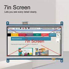 """7"""" TFT LCD Display Touchscreen Anzeigemodul 1024*600 HDMI 4:3 Für Raspberry Pi"""