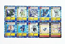Digimon Digi-Battle Card Game French Booster Series 3 Lot