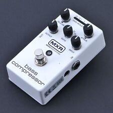 MXR M87 Bass Compressor Guitar Effects Pedal P-07082