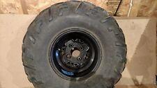 1994 polaris sportsman 400L Right side Rear tire and rim