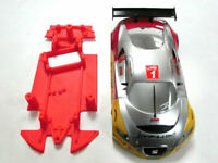 Chasis Cupra AW compatible Scalextric coche no incluido Mustang Slot
