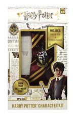 Harry Potter Character Kit With Griffindor Necktie Eyeglasses Halloween