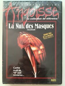 Halloween, La Nuit des Masques DVD NEUF SOUS BLISTER