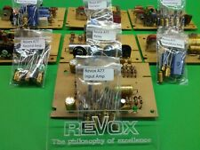 REVOX A77  Mklll RECAP KIT NICHICON HIGH QUALITY CAPACITOR UPGRADE Mk