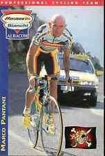 MARCO PANTANI Cyclisme ciclismo MERCATONE UNO 99 BIANCHI radsport Tour de france