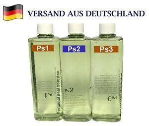 Aquafacial / Hydra Dermabrasion / Profacial Peel Solution Lösungen (3er Pack)