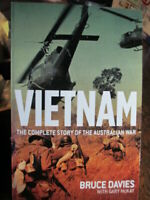 Australian Vietnam War Total History Long Tan Nui Dat New Book by G McKAY