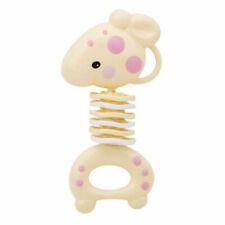 Lovely Toddler Baby Teething Animal Hand bells Rattle Developmental Toy