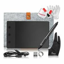 Huion Graphics Drawing Tablet, Graphic Design Digital Art Board PC Computer Kit