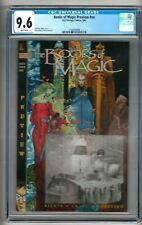 Books of Magic Preview #nn (1993) CGC 9.6  White Pages Rieber  1st In CENSUS