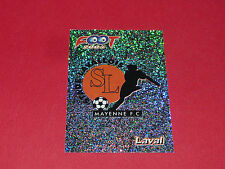 411 BADGE ECUSSON LAVAL MAYENNE F.C. PANINI FOOT 2004 FOOTBALL 2003-2004