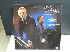 JEAN RAPHAEL Le temps du tango ( DANIEL COLIN a l accordeon et bandoneon ) 42062