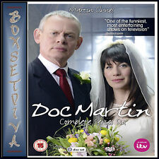 DOC MARTIN  - COMPLETE SERIES 6  ***BRAND NEW DVD  ****