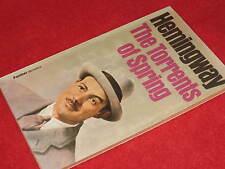 The TORRENTS of SPRING ~ Ernest HEMINGWAY UNread Vintage Panther sc 1977 in MELB