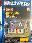 Walthers Cornerstone HO #933-3776 Cape Cod House (Kit Form) NEW
