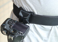 new PRO Camera Holster Digital Camera Holster w/ Belt Complete Kit  for DSLR