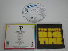 TOM WAITS/BIG TIME(ÎLE 259 363) CD ALBUM