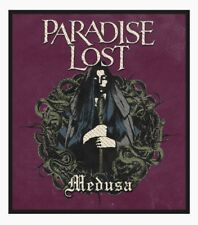 Paradise Lost Medusa Woven Patch P025P Anathema My Dying Bride