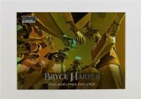 2019 Topps Stadium Club Chrome Gold Minted #SCC-8 Bryce Harper