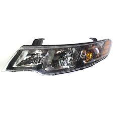 New Headlight (Driver Side) for Kia Forte KI2502141 2010 to 2013
